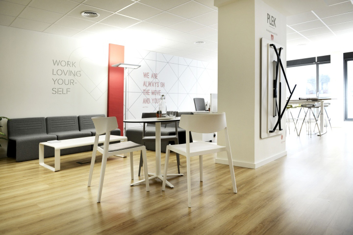 spanish office showroom washington dc. actiu showroom barcelona u2013 spain spanish office washington dc
