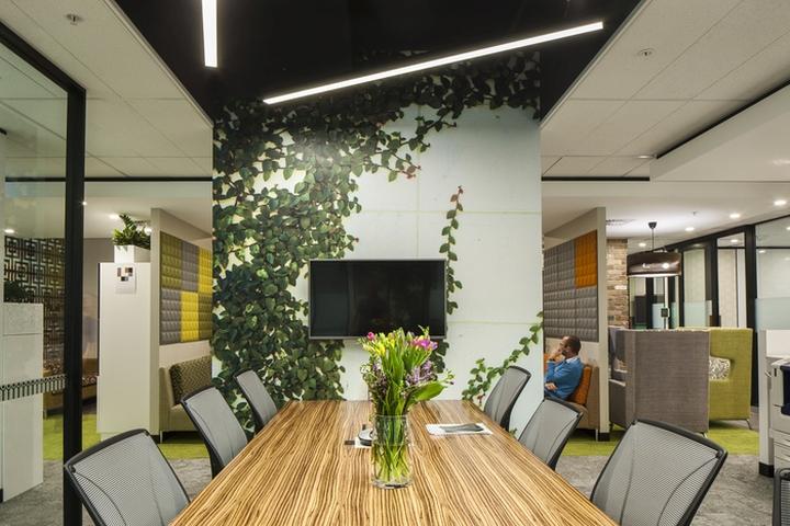 Amicus Interiors Offices Sydney Australia Retail Design Blog