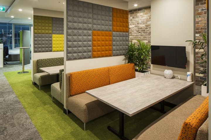 Office fitout and design firm amicus interiors has recently developed a new office design for their sydney practice