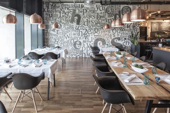 187 Clintons Restaurant Amp Staff Canteen By Susanne Kaiser Architektur Amp Interior Design Berlin