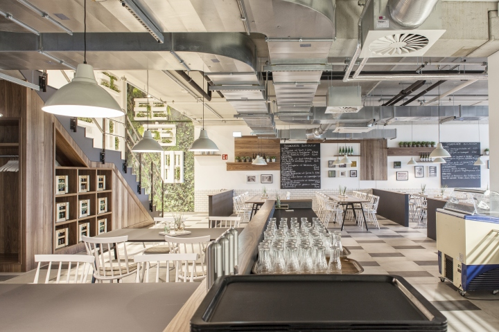 canteen design catersales interior design classes london canteen » Retail Design Blog