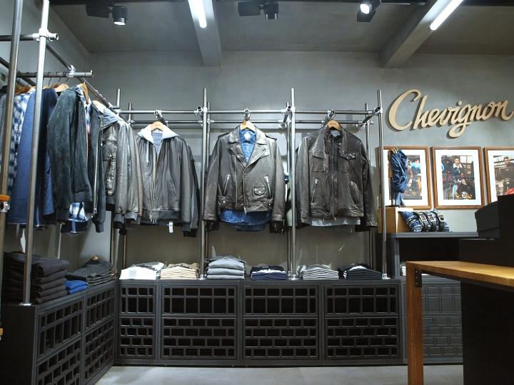 Chevignon Corner at Galeries Lafayette by Stories, Paris ...