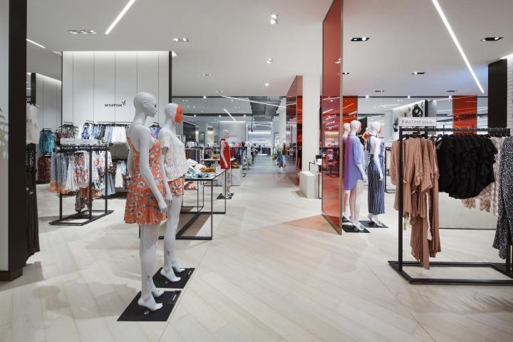 18af573c4c6 » David Jones department store by Dalziel   Pow