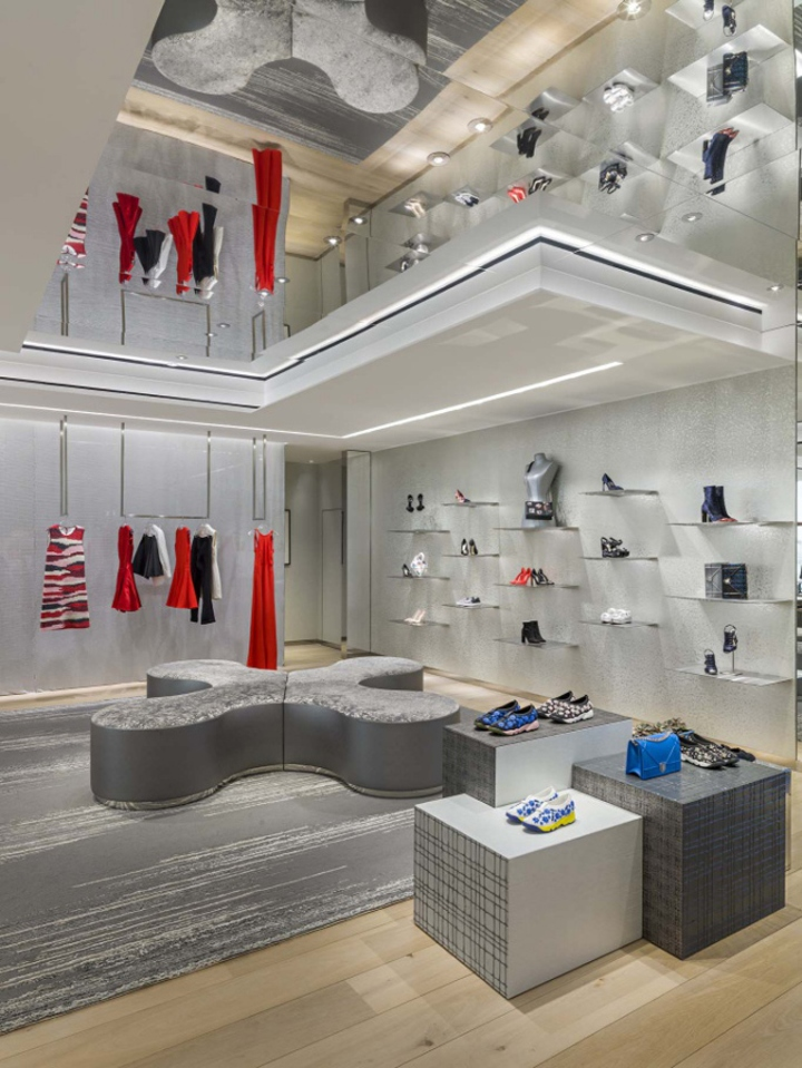 187 Dior Store By Peter Marino Mexico City Mexico