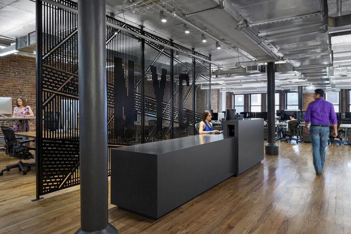 Dropbox Offices By STUDIOS New York City December 17th 2015 Retail Design Blog