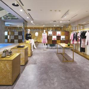 61b595114023 Fendi pop-up store, Tokyo – Japan by retail design blog