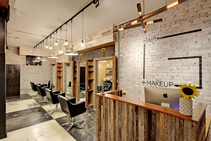 Hair salon retail design blog for A 1 beauty salon
