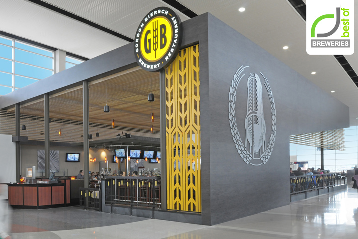 Gordon Biersch Brewery Restaurant By Studio H2g Detroit Michigan