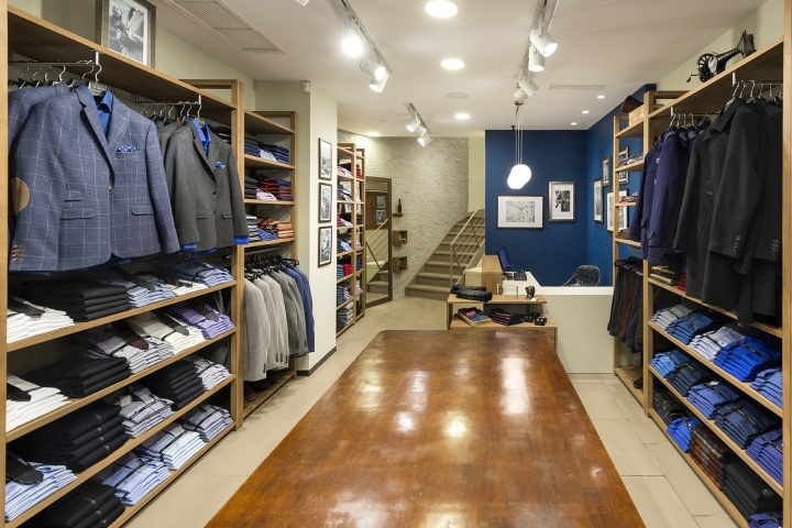Amazing Guy Laroche Menus Clothes Store By Square Design Interiors Athens U  Greece With Furniture Stores In Athens