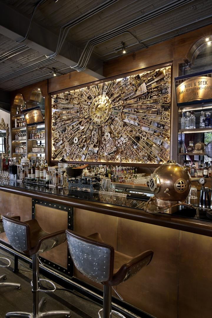 Hide seek swillhouse by highstreetstudio jakarta - Interior leather bar free online ...