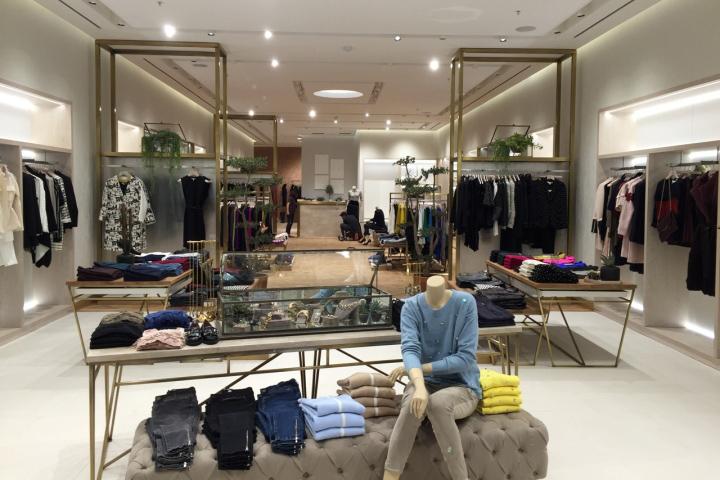 Caulder Moore Unveil New Retail Design