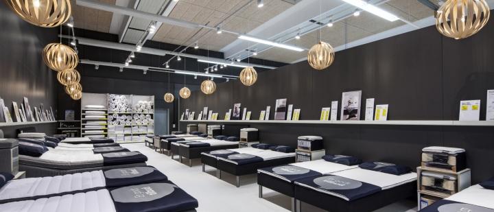 JYSK Store By Dalziel U0026 Pow, Horsens U2013 Denmark