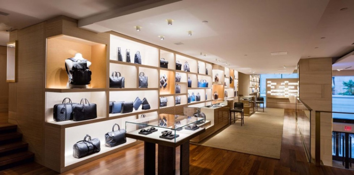 187 Louis Vuitton Flagship Store By Peter Marino New York City