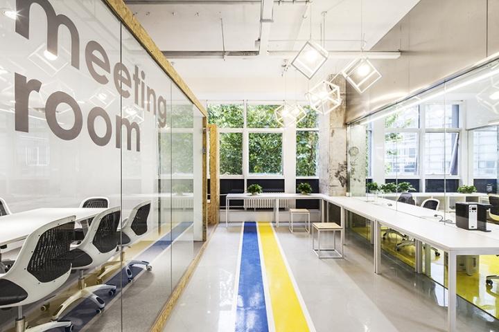 Mat Office Beijing China Retail Design Blog