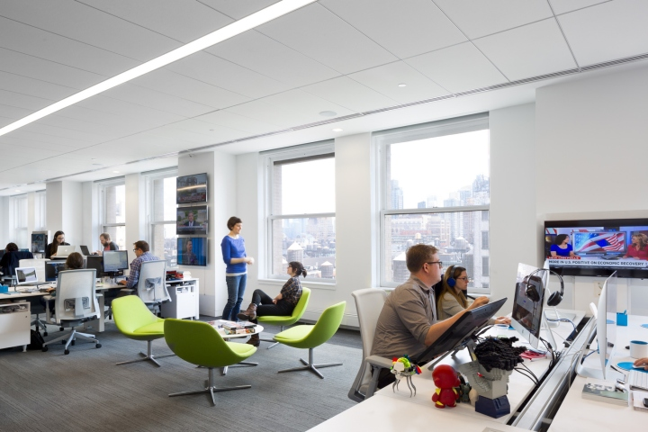 Mashable Headquarters By STUDIOS New York City