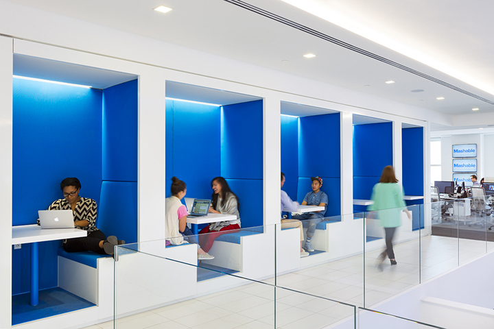 Private offices retail design blog for Office design york
