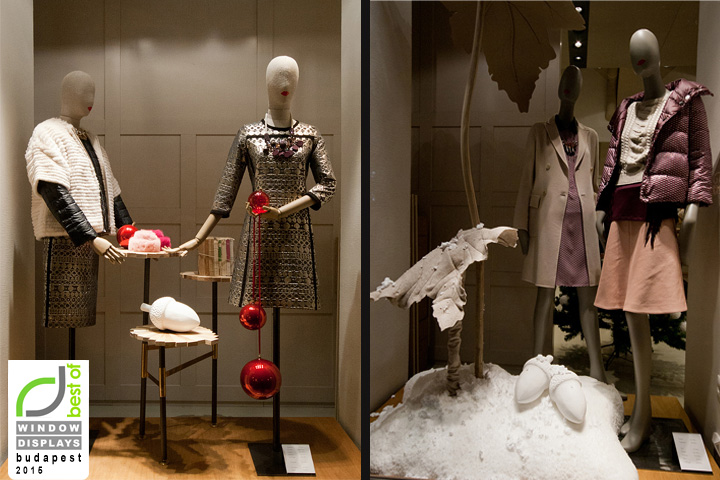 187 Max Mara Windows 2015 Winter Budapest Hungary