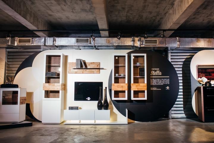 Elegant Parra Furniture Store U0026 Visual Merchandising By Alan Khadikov, Moscow U2013  Russia
