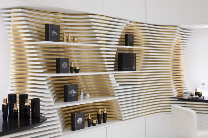 rajeunir black caviar store by open source architecture studio jantzen houston texas - Home Source Furniture Houston