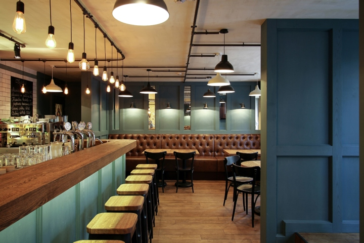 Seven Restaurant amp Pub By Ramnas Manikas Klaipda