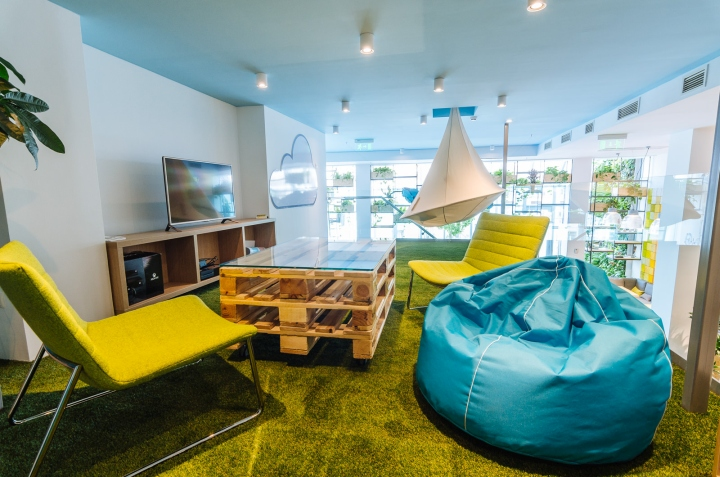 187 Skyscanner Offices By Madilancos Studio Budapest Hungary