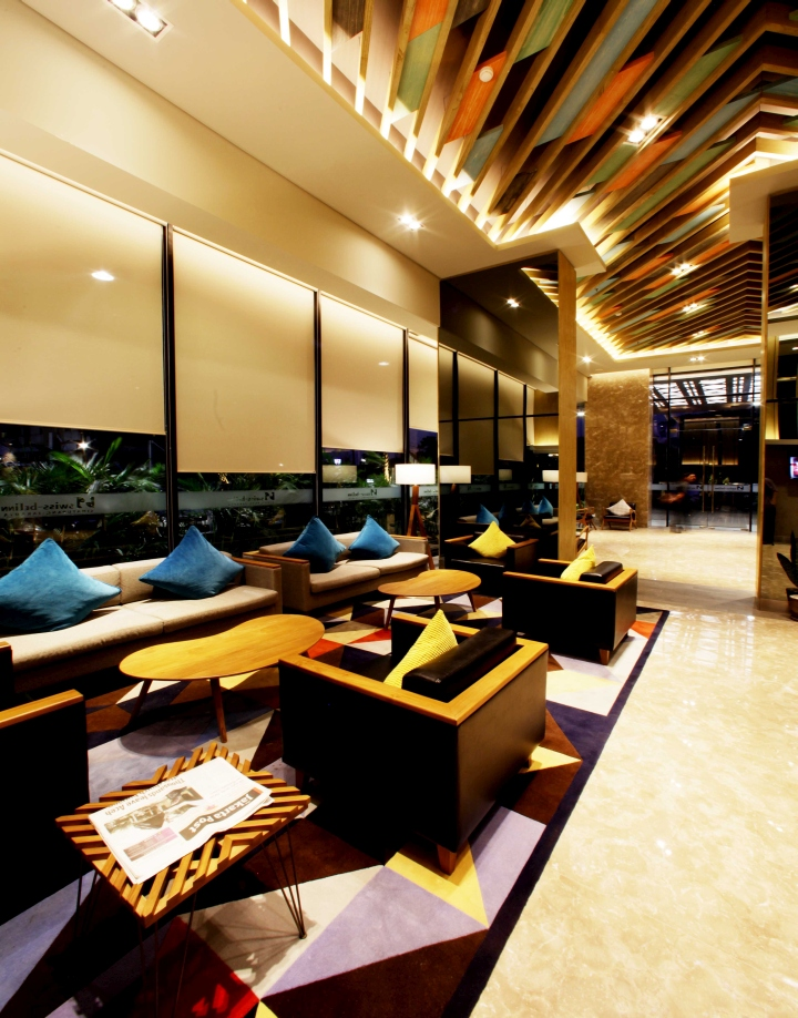 Swiss belinn hotel at simatupang by metaphor interior for Interior design jakarta