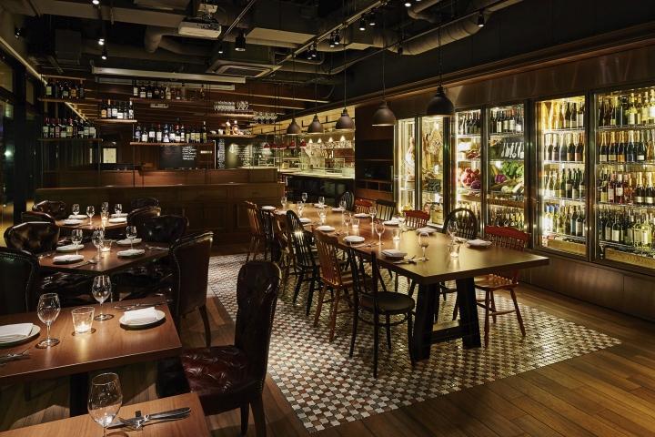 Retail Design Blog — The Kitchen Salvatore Cuomo Ginza