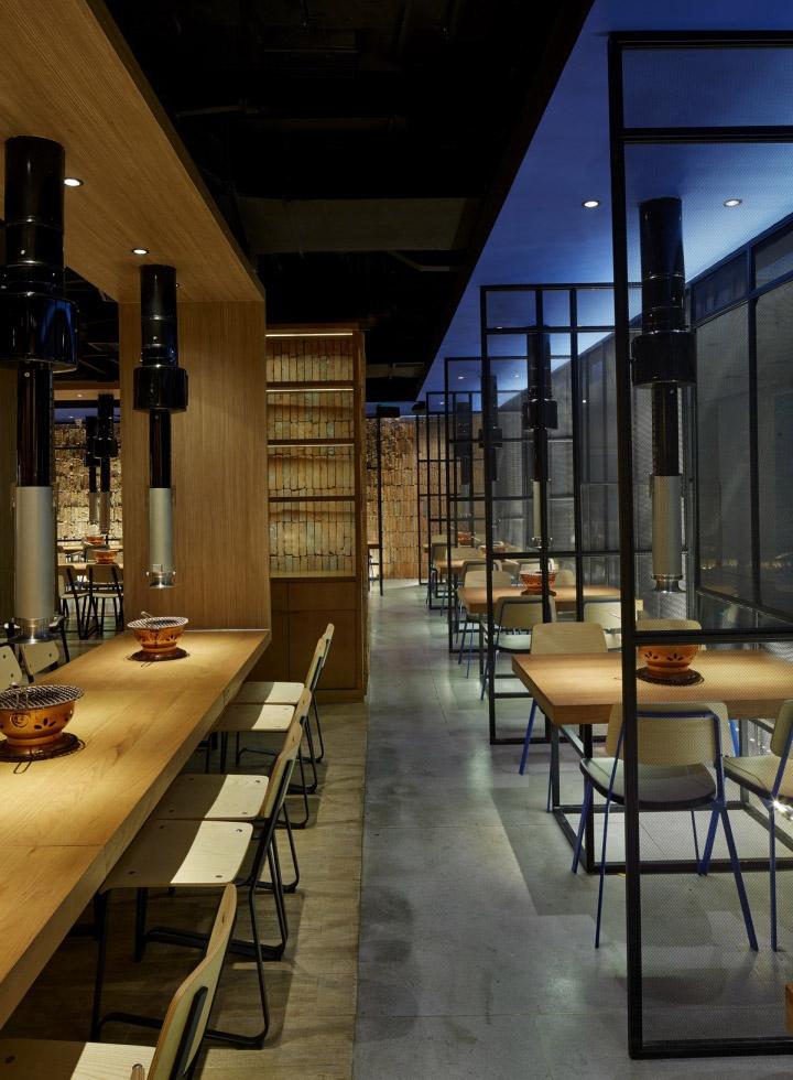 » Yakiniku Master Restaurant By Golucci International