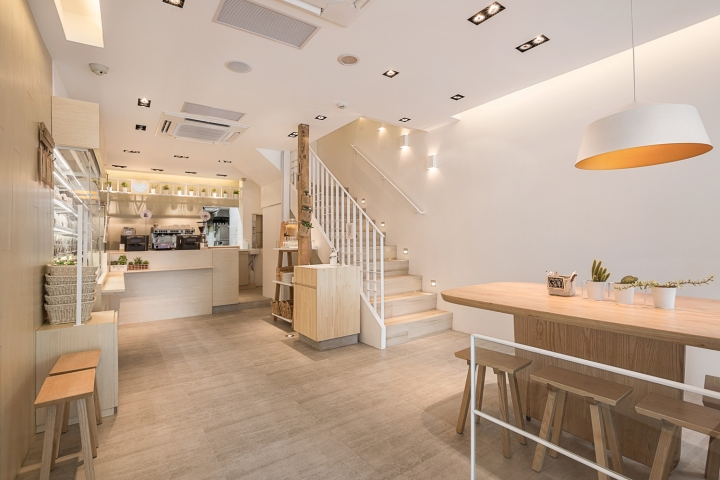 Yoshinoya New Life Concept Restaurant By Lees Interior