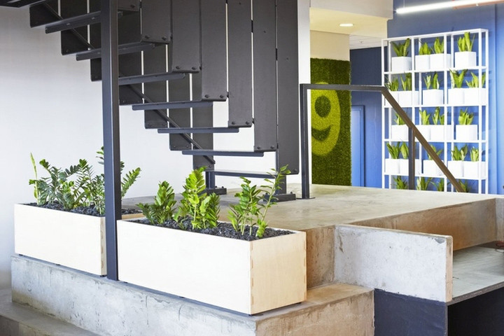 99c Offices By Inhouse Brand Architects Cape Town South Africa