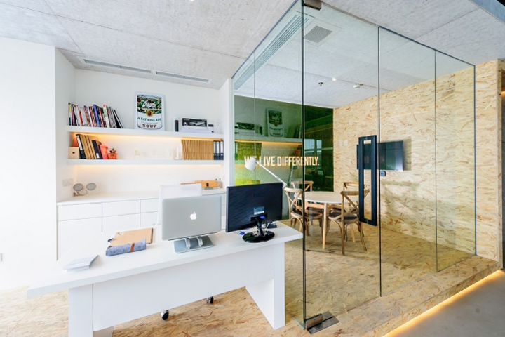 design studio office. with over 15 years experience in interior design and pursuit of beauty archetype studio moved from taiwan to chengdu which is a city you will office o