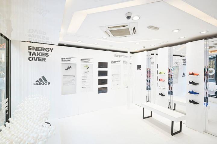 Sports retail design blog for Retail design agency london