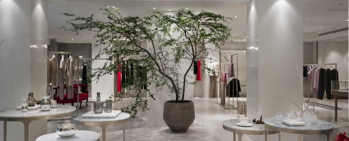 Haus Interior Design haus boutique shop by mw design taipei retail design