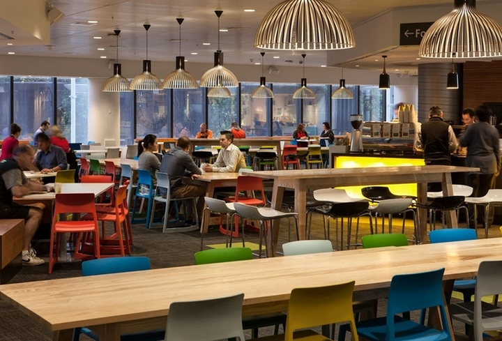 Auckland council offices by creative spaces auckland for Office design auckland