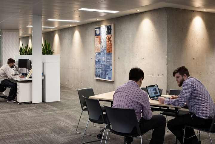 Auckland Council Offices By Creative Spaces New