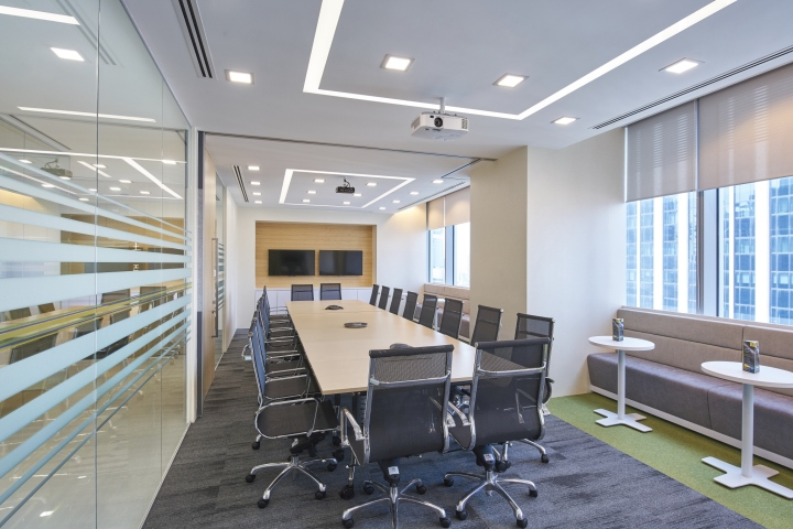 Aviva Investors Asia Office By Raw Design Consultants Singapore 187 Retail Design Blog