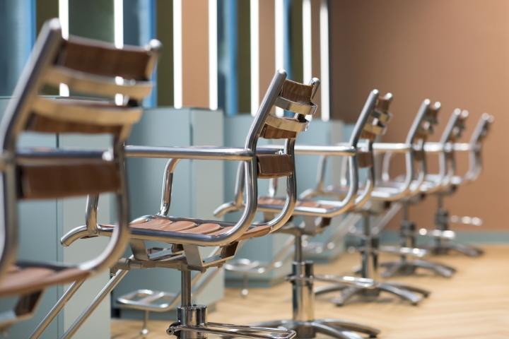Bauhaus Hair by Reis design Cardiff UK Retail Design Blog