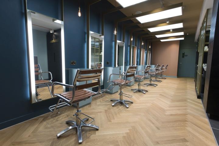 187 Bauhaus Hair By Reis Design Cardiff Uk