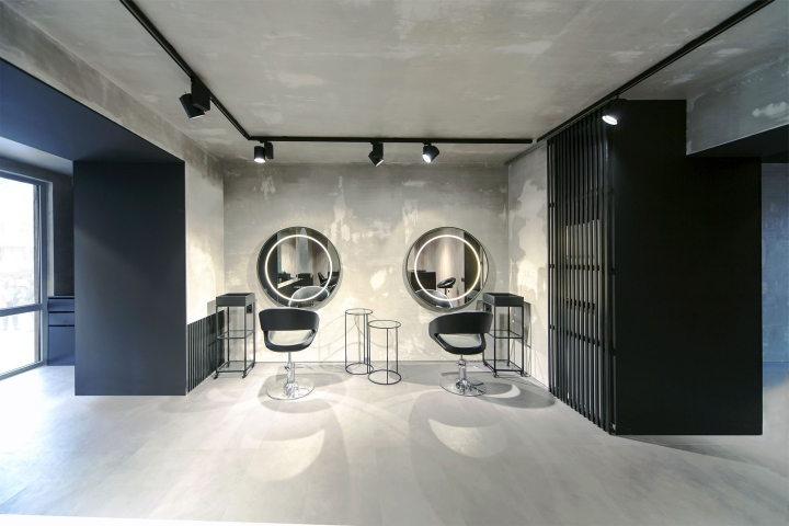 Beauty salon retail design blog for Photo salon design moderne