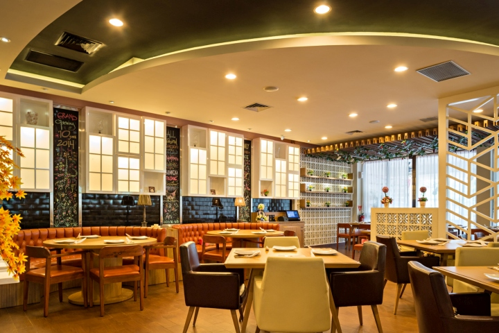 Bhinneka padang restaurant by ardeco karya global