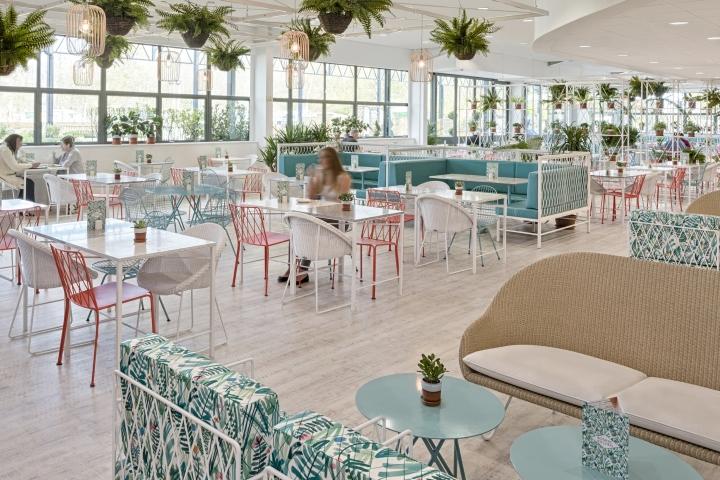 187 Botanic Kitchen Restaurant Concept By Kiwi Amp Pom Uk