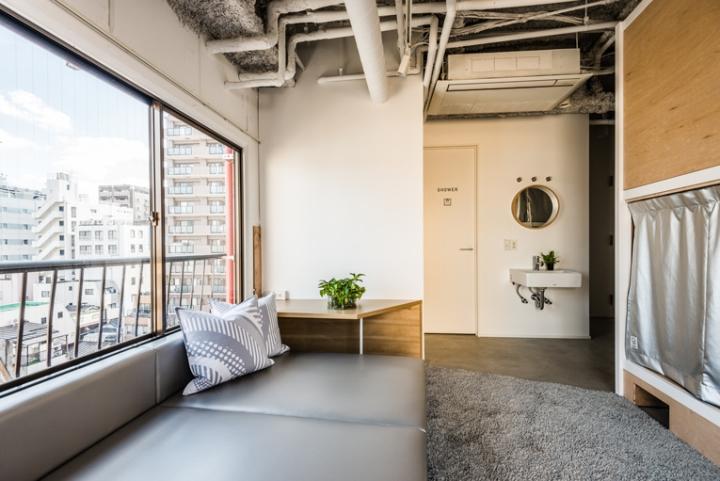 187 Bunka Hostel By Space Design Tokyo Japan