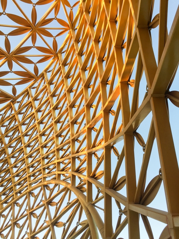 Butterfly Pavilion By 3deluxe At Noor Island Sharjah