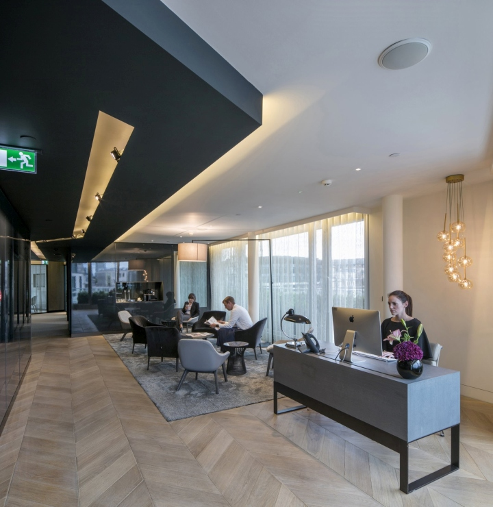 187 Cbre Offices By Mcm Architecture London Uk