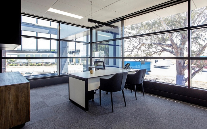 A1 Office Worked Closely With Cameron Industrial Throughout The Entire  Project, And Had Their Trust And Support To Make The Best Decisions For  Their Space.