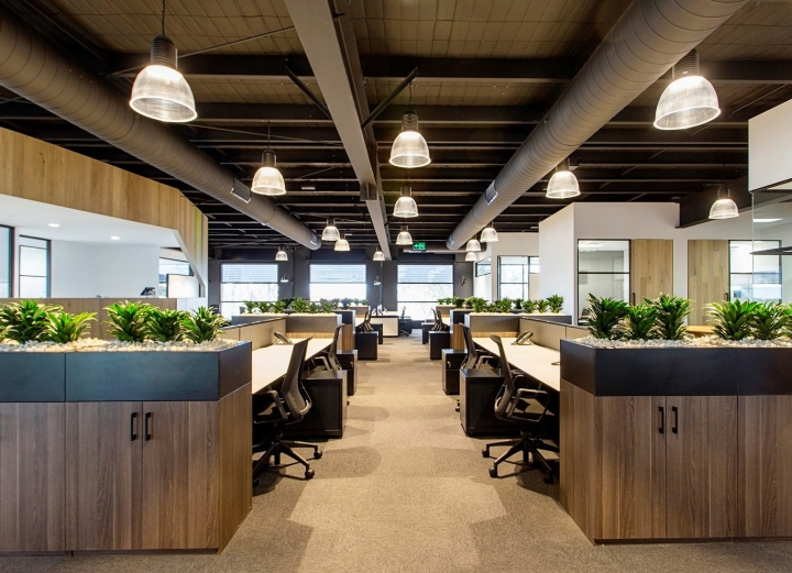 cameron industrial offices by a1 office melbourne australia