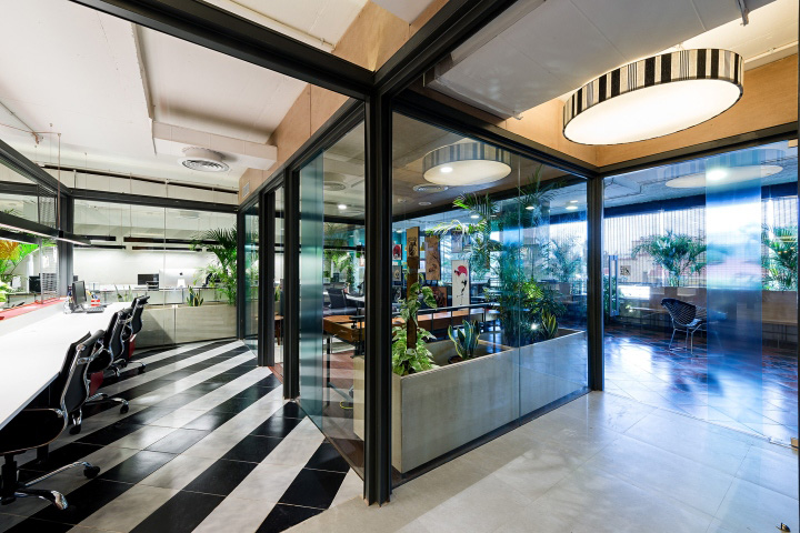 Open space retail design blog for Between spaces architecture bangalore