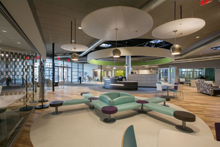 » ECOT Offices By Nvironment, Columbus U2013 Ohio
