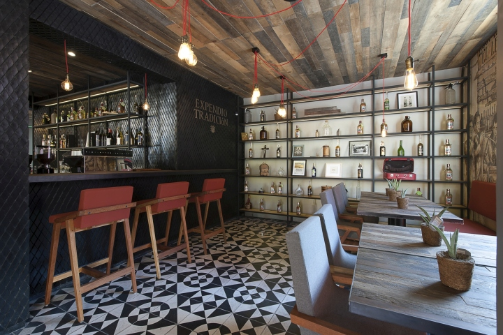 Expendio Tradici N Mezcal Bar By Ezequielfarca