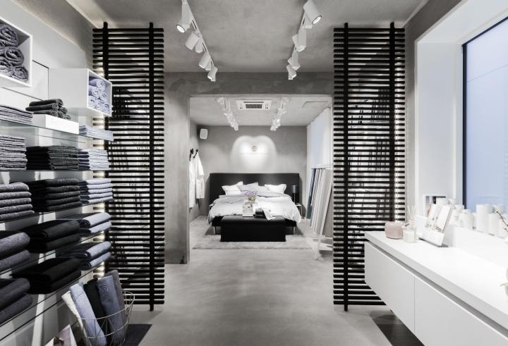georg jensen damask flagship store by form3 international retail vejle denmark retail. Black Bedroom Furniture Sets. Home Design Ideas